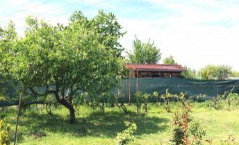 Na predaj záhrada o výmere 620 m2