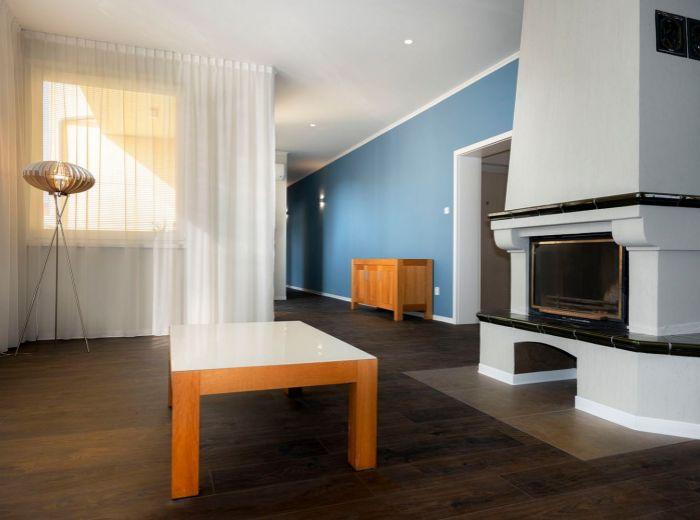 KRIŽKOVA, 4-i byt, 117 m2 – SLNEČNÝ byt v HISTORICKOM CENTRE, terasa, KLIMATIZÁCIA, nadstavba