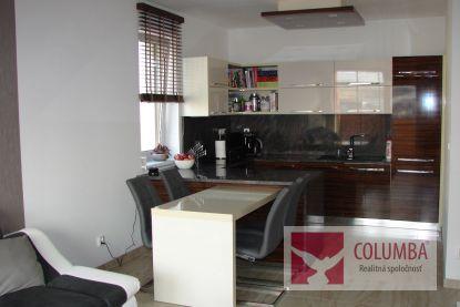 Prenájom, novostavba, 2-izbový byt s parkovacím miestom v ANDORE