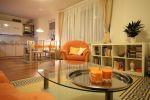 Krásny priestranný 2 izbový byt s balkónom, šatníkom, pivnicou a s parkovacím miestom, Stupava