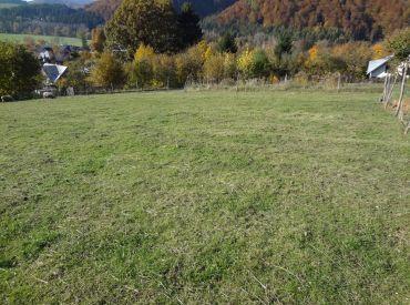 EXKLUZÍVNE na predaj pozemok na chatku, 782 m2, Rajecké Teplice