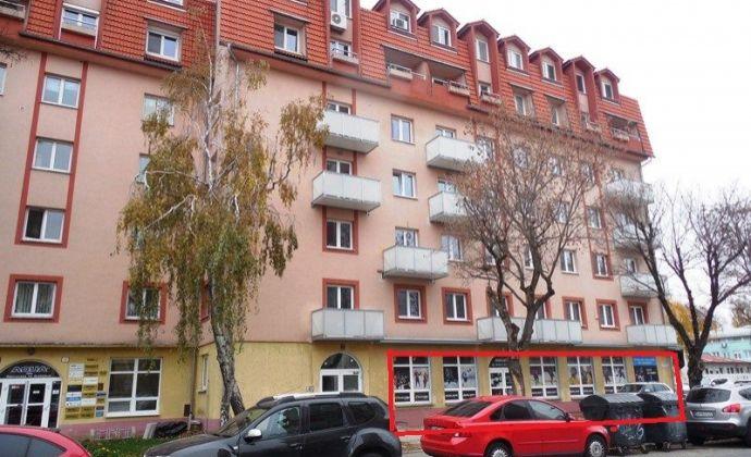 Obchodný priestor 180,80 m2, Sabinovská ul., Ružinov - BA II.