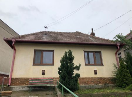 Rodinný dom Krušovce