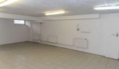 Martin Sever prenájom nebytový priestor v suteréne 100 m2