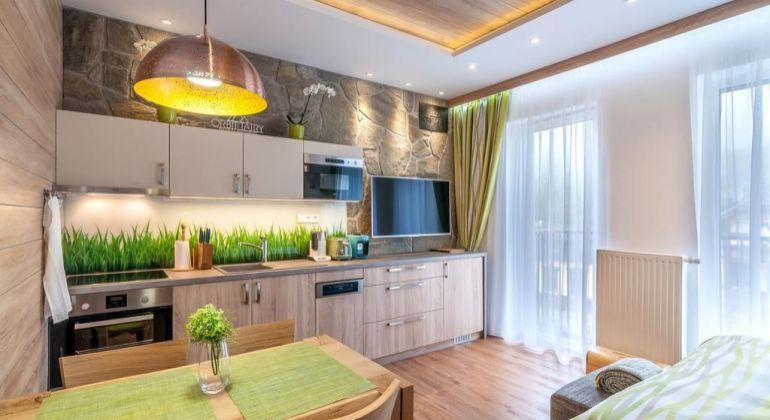 Luxusný apartmán v centre St. Smokovca