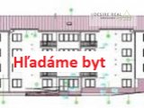 SÚRNE HĽADÁME pre našich klientov 2 izbové byty v Pezinku do 100.000 EUR