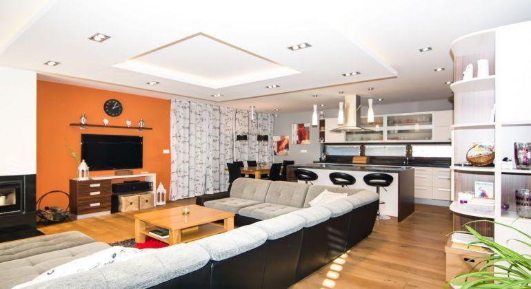 5 izbový rodinný dom v lukratívnej obci Limbach neďaleko Bratislavy