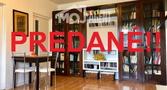 PREDANÉ!!!! Na predaj 2,5 izb. byt, ul. Bazovského, Dúbravka