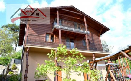 DMPD real vám ponúka novostavbu rodinného domu v okrajovej časti obce Poruba.