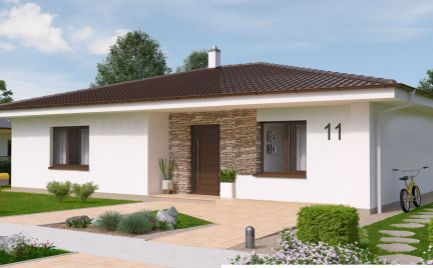 Predaj novostavby rodinného domu Vrbové