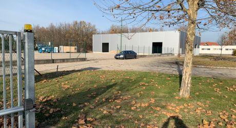 PRENÁJOM - NOVOPOSTAVENÁ HALA V KOMÁRNE O ROZLOHE 1 500 m2