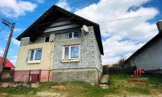 Chalupa | Dom v rekonštrukcií s pozemkom 1500m2