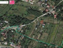 Na predaj stavebný pozemok  590 m2 v obci MARIANKA vo výbornej lokalite v prostredí plnom zelene.