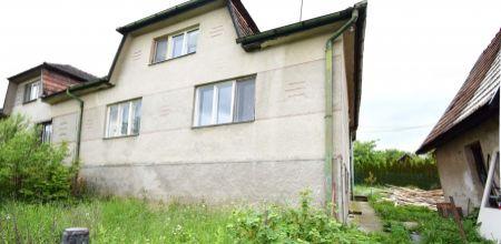 NA PREDAJ - Rodinný dom v obci Veľké Držkovce - časť Čuklasovce