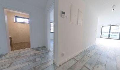 Predaj – Exkluzívny 3 izbový byt s terasou v tichej časti  Hainburg an der Donau - AT. NOVOSTAVBA! TOP PONUKA!