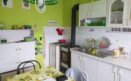 Predaj 5 izbový rodinný dom v obci Mužla