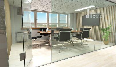 NA PRENÁJOM:  moderné administratívne priestory, už od 12m², business lokalita, Plynárenská ulica, Bratislava
