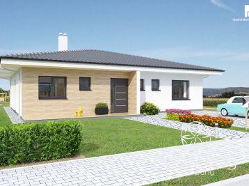 PREDANÉ - 4 izbový RD - rozostavaný v obci Čataj, okr. Senec 115 000 eur