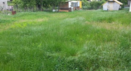 Pekná záhrada v Ružinove je na predaj- 526m2