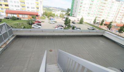 Predaj – Slnečný 3 izbový byt s loggiou a terasou – Pribišova ul.- BAIV. TOP PONUKA!