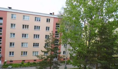 MARTIN SEVER 2 izbový byt 56m2 s balkónom
