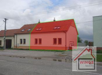 Novostavba - Mezonetový 4 izbový byt Vlčkovce