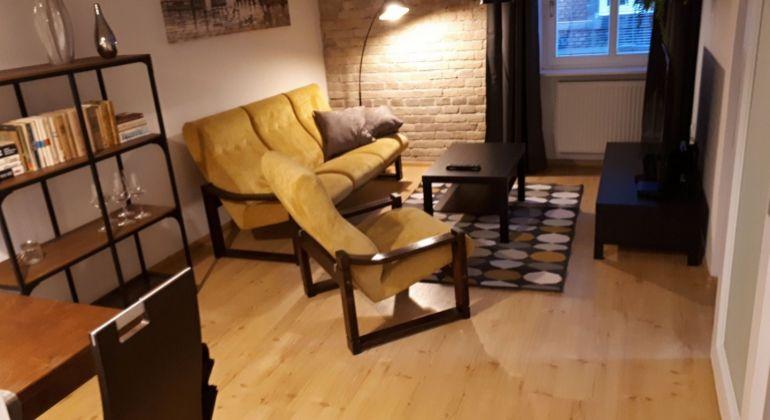 Prenájom - pekný, zariadený 2 izbový byt Bratislava-Staré Mesto, Palárikova ulica