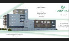 PREDANÉ - Exkluzívne 2 izbový byt s balkónom v novostavbe, Michalovce