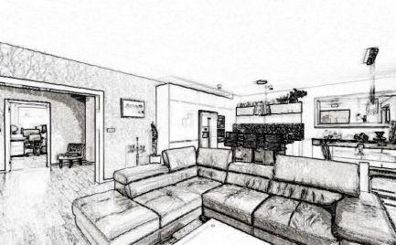 DOM-REALÍT ponúka, Moderný dizajnový svetlý priestranný 4izb byt s parkovacím státim