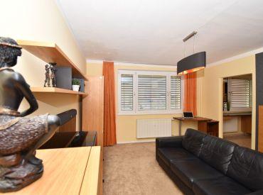 Precízne rekonštruovaný 1i byt na Kramároch, inteligentná elektroinštalácia
