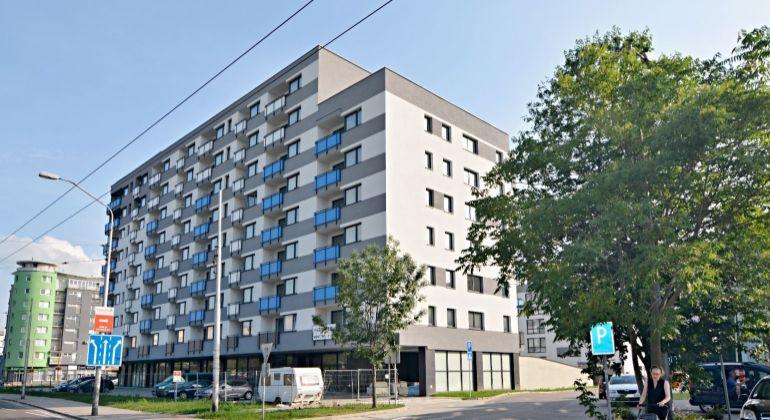 2- izbový byt v štandarde - Uzbecká ulica  (Novostavba)