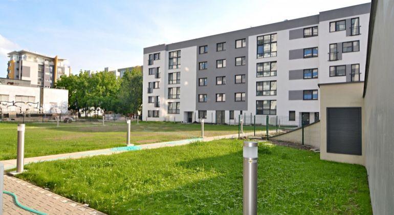 1- izbový byt v štandarde - Uzbecká ulica (NOVOSTAVBA)