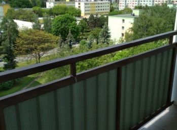1-i byt, 2x LOGGIA, pôvodný stav,CENTRUM mesta