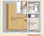1 izb. bauring na Fončorde