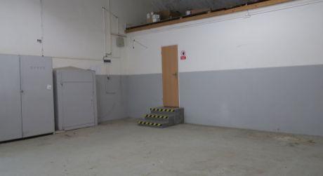 Skladové-výrobné priestory do prenájmu v Nových Zámkoch.