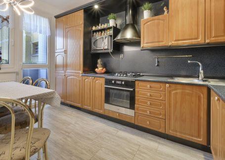 3 izb. byt kompletne zariadený, Rajecká ulica