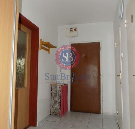 STARBROKERS - IBA U NÁS - Predaj väčšieho 2 izb. bytu s loggiou, oproti EUBA, Petržalka - Ovsište, Mamateyova ul.