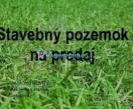 DIAMOND HOME s.r.o Vám ponúka na predaj 22,5 árový pozemok v obci Michal na Ostrove.