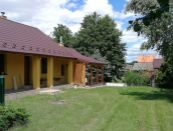 Dom po rekonštrukcii Šajdíkové Humence