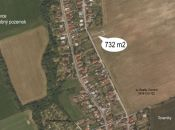 Pozemok na výstavbu rodinného domu v Jacovciach.