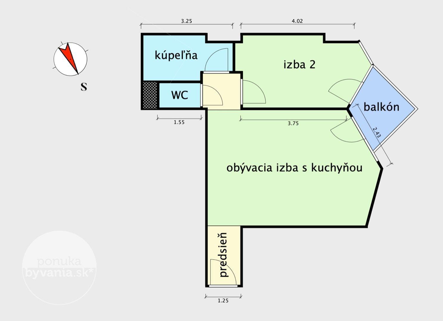 ponukabyvania.sk_Fedinova_2-izbový-byt_KOVÁČ