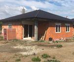 Novostavba 4i bungalovu s pozemkom 478 m2, holodom, Ivanovce