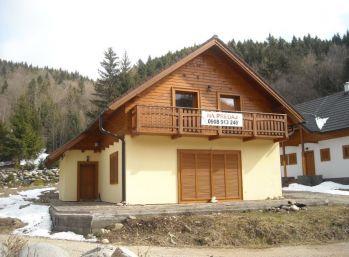 Murovaná chata - rekreačný dom vo vyhľadávanej lokalite ..... TÁLE........... BYSTRÁ