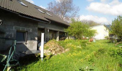 Predaj rodinný dom Vrútky s pozemkom 1400m2