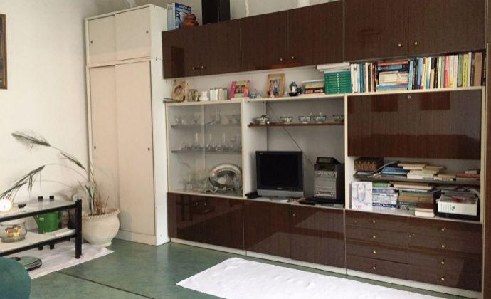 Iba unás: 3 izbový byt sveľkou loggiou, Banšelova ul., BA II Ružinov, Trnávka