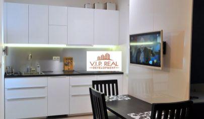 1-izbový byt v novostavbe Lužná, Petržalka