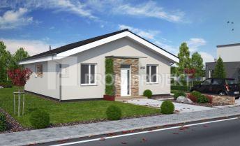 Ponúkame Vám na predaj  rodinny dom v Malinove, Tri vody. Holodom . Celková podlahová plocha domu je 106,40 m2
