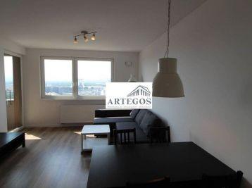 Nový 2 izbový byt v novostavbe Fuxova