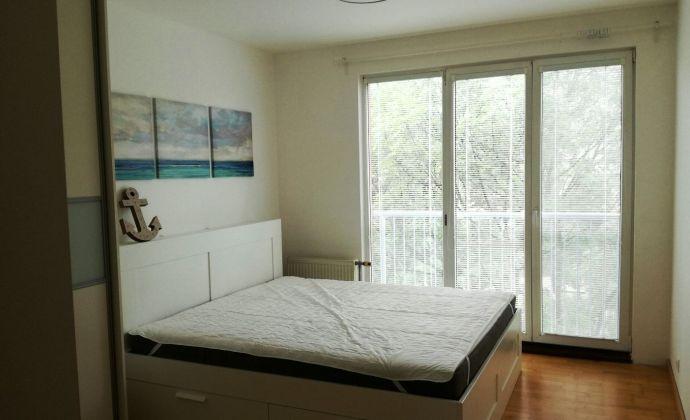 Prenájom: príjemný 2-izbový byt s loggiou, Ružinov