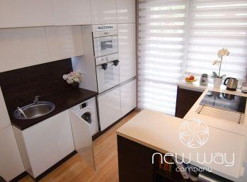 Predané  slnečný  4 -izbový byt - Jedľová, Bratislava - Vrakuňa 139 900 eur
